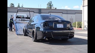 Delivering Day! FULLY BUILT 500+ Hp Subaru STI