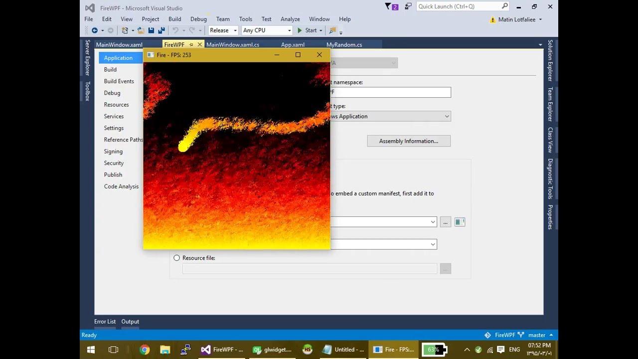 WPF vs Qt Widget in CPU performance and UI framerate