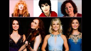 Best Female Voices of New Age Music - Enya, Loreena McKennitt, Ima Galguem and Celtic Woman