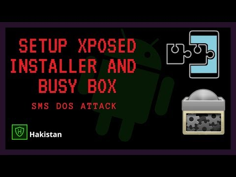 How To Setup Xposed Framework And Busy Box   Essential For SMS Bombing   Root Required   03