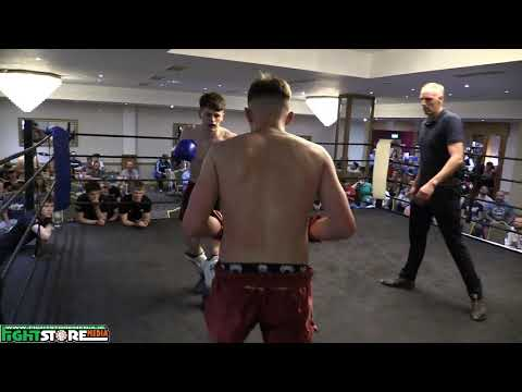 Conor Walsh vs Ian Kelly - Premier Fight Night