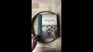Сумка-клатч в виде книги