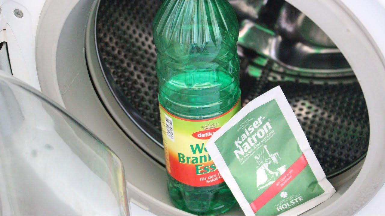 Wundermittel Für Die Waschmaschine