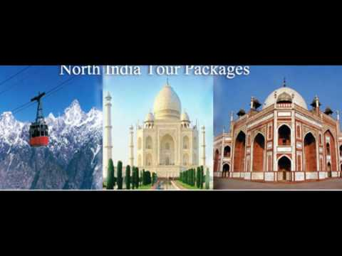 Guided Tour Packages To North India
