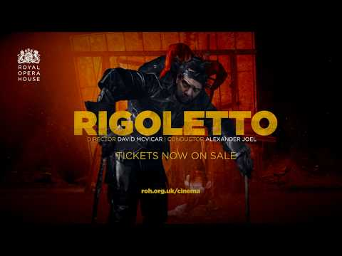 The Royal Opera House RIGOLETTO – Verdi