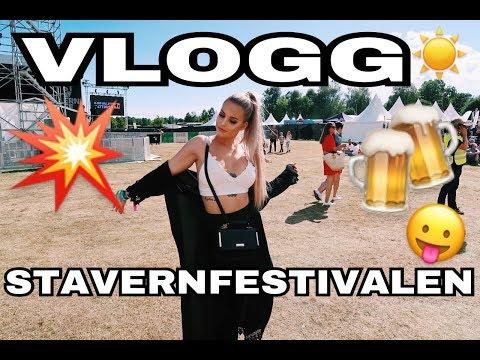 Vlogg- Stavernfestivalen. Isabelle Eriksen