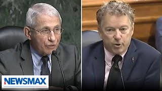 Rand Paul comes at Dr. Fauci again over China lab funding