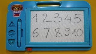 Learn To Count make Numbers 1- 20 | Learn English for Children | The Surprise For Kids