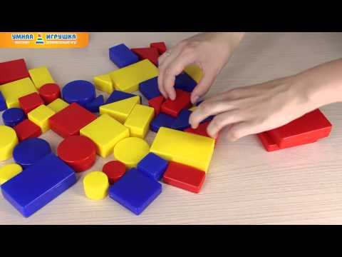 Логические блоки Дьенеша