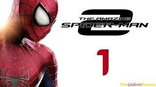Прохождение The Amazing Spider-Man 2 [HD] - Часть 1 (Самое важное преступление)
