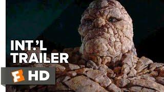 Fantastic Four Official International Trailer #1 (2015) - Miles Teller, Kate Mara Movie HD