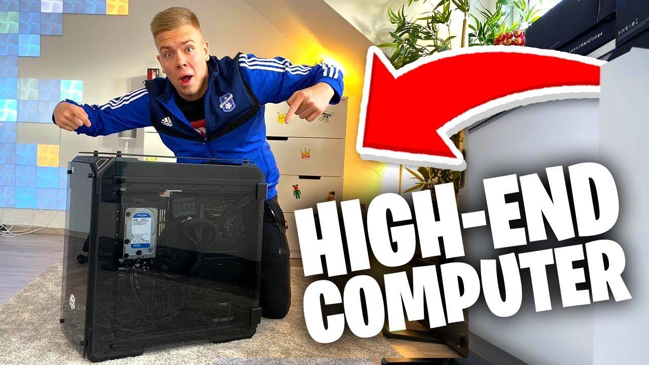Mein NEUER *HIGH END* GAMING COMPUTER!