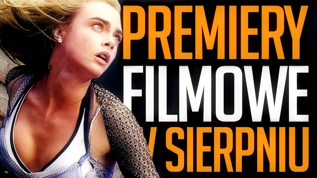 6 Premier Filmowych – SIERPIEŃ! | Dafuq