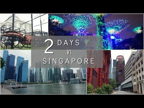 2 Days in Singapore | Travel VLOG