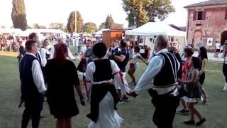 Balkanski folklor u Italiji | #balkan | #kolo