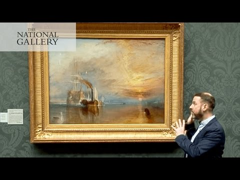 J.M.W. Turner: Painting 'The Fighting Temeraire' | National Gallery
