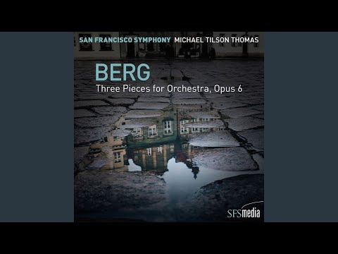 Three Pieces for Orchestra, Op. 6 (1929 revision) : III. Marsch