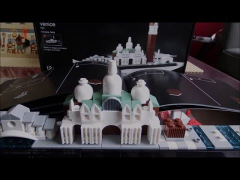 Lego Set 21026 Venice Architecture