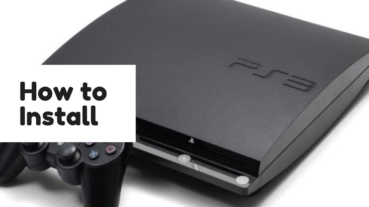 RetroArch - How to Install : PlayStation3