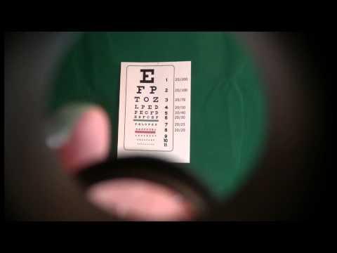 Eye Exam Role Play (ASMR)