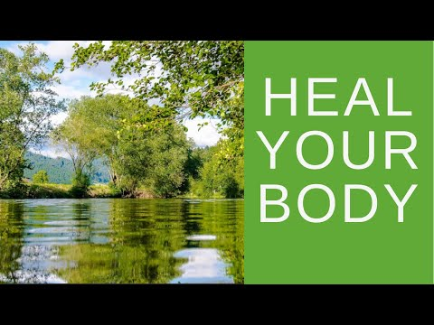 Heal Your Body Meditation Reduce Inflammation & Stop Sickness Hypnosis