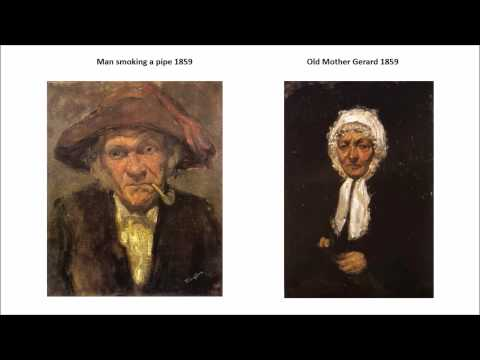 James Whistler Part 1/4 Art Lecture by dr. christian conrad