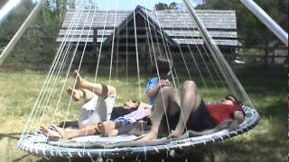 Floating Bed Family Fun