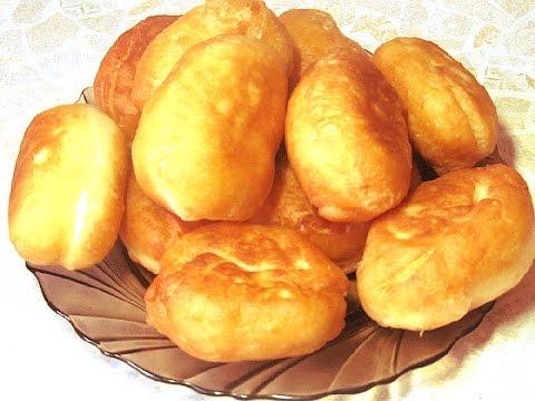 Пирожки с картошкой жаренные - калорийность, состав