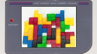 How to Make Tetris Gummies from Cookies Cupcakes and Cardio