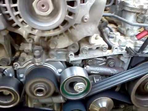 Cambio De Correa Distribucion Subaru Impresa Youtube