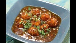 Veg Manchurian | 10 Best Indo-Chinese Recipes | Chef Anupa | Sanjeev Kapoor Khazana