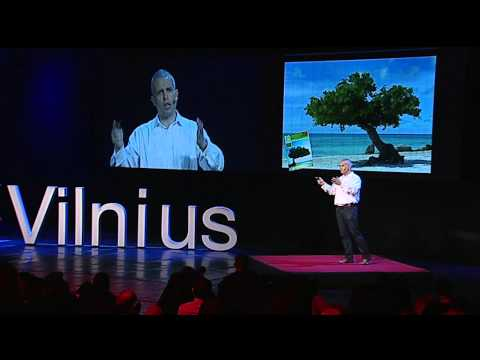 Society's great opportunity masked as a crisis: Peter Boyd at TEDxVilnius