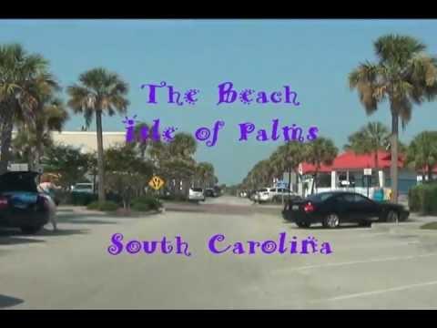 The Beach at Isle of Palms, South Carolina