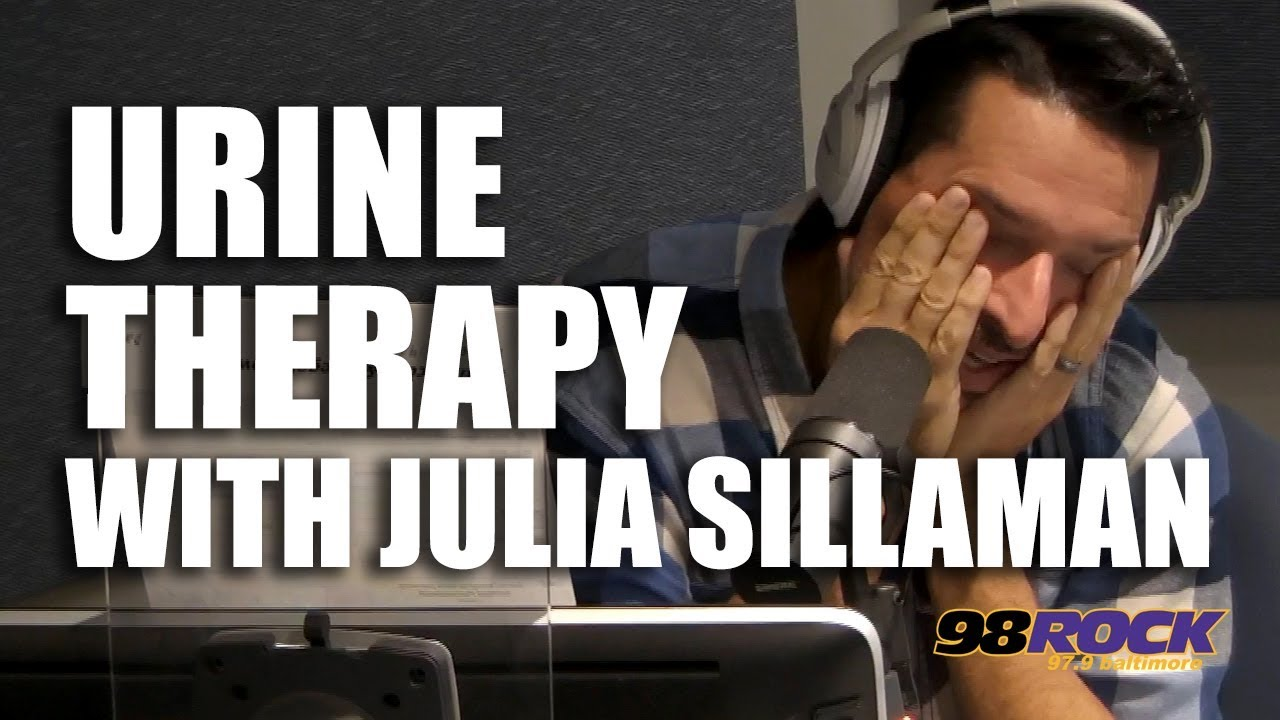 We Learn About Urine Therapy With Julia Sillaman