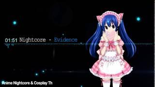 nightcore evidence fairy tail op7