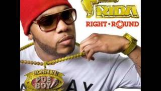 Скачать Flo Rida Ft Kesha Right Round With Lyrics
