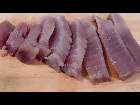 Baked Tuna Steaks Recipe