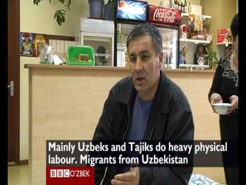 Uzbek Migrants In Russia (Yakutsk) Part 4 Cafe Owner
