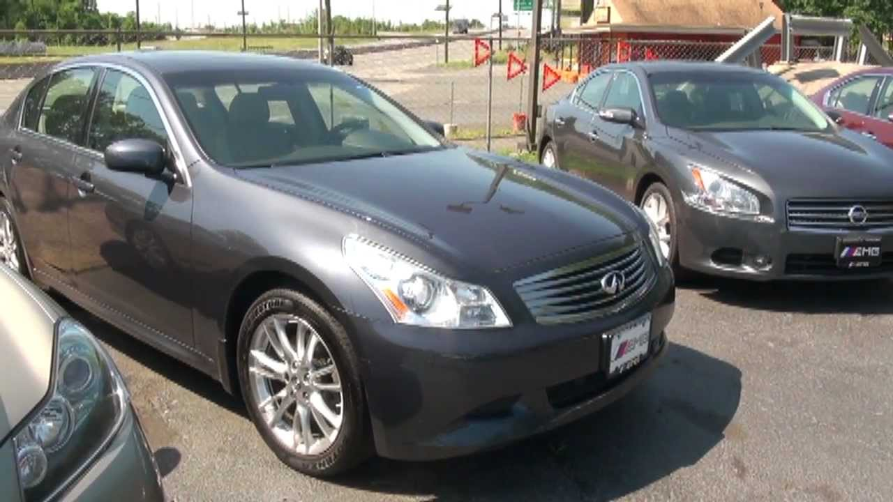2008 infiniti g35 sedan x sport awd youtube. Black Bedroom Furniture Sets. Home Design Ideas