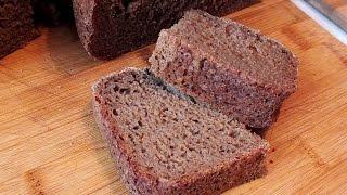Домашний ржаной хлеб на пиве рецепт