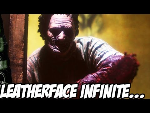 "I GOT THE LEATHERFACE INFINITE ( ͡~ ͜ʖ ͡°) - Mortal Kombat X ""Leatherface"" Gameplay"