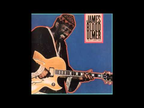 James Blood Ulmer  Free Lancing  04 Where Did All the Girls Come From?