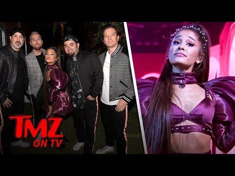 Ariana Grande OWNS The Coachella Stage  TMZ TV