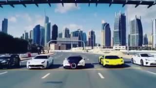 || Drift en Dubai || Autos de Lujo ||