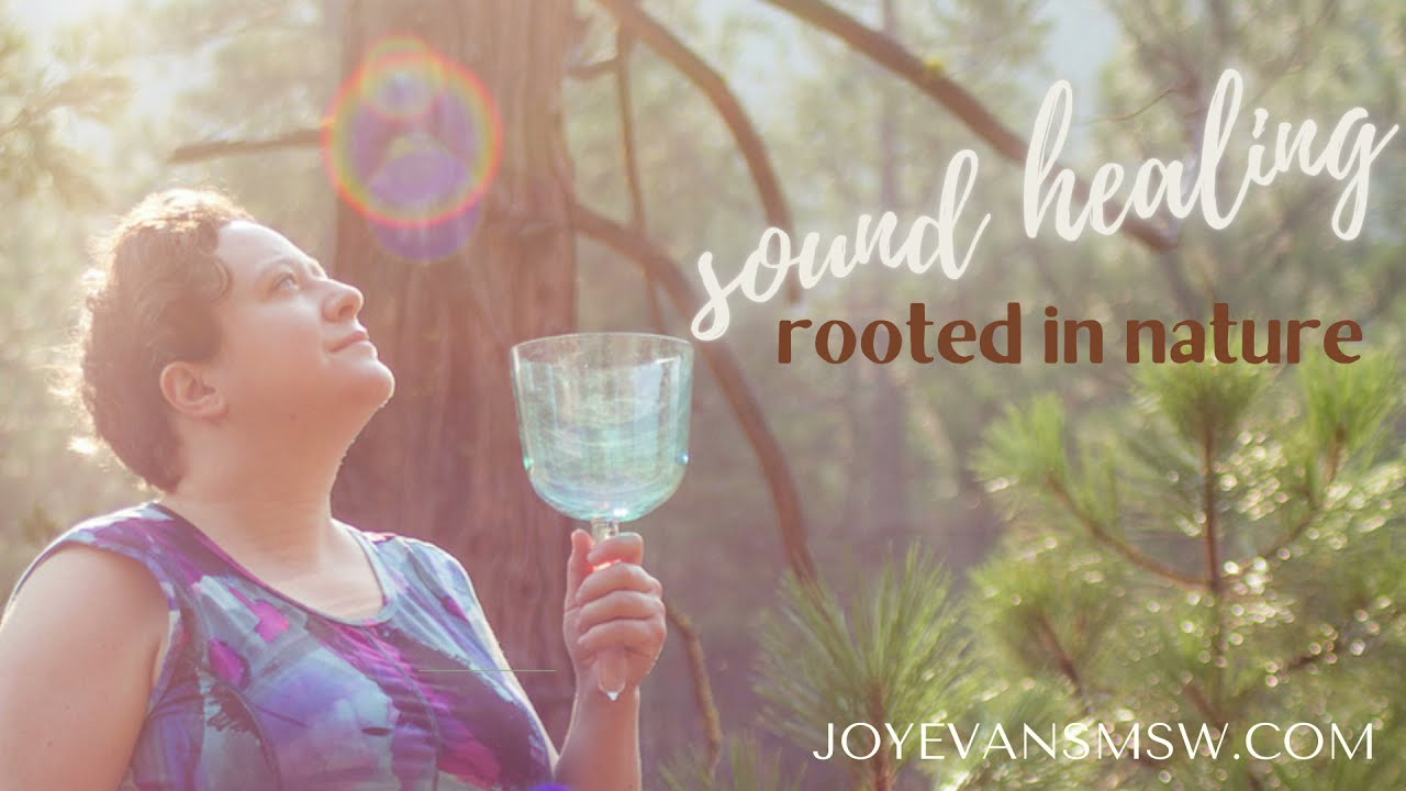 Sound Healing Rooted in Nature