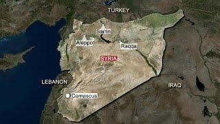 Сирия: курдские отряды освободили Саррин, служивший бевикам ИГ базой для нападений на Кобани
