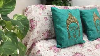 Small Indian Living Room Makeover||home Decor Ideas||quick Living Room Makeover