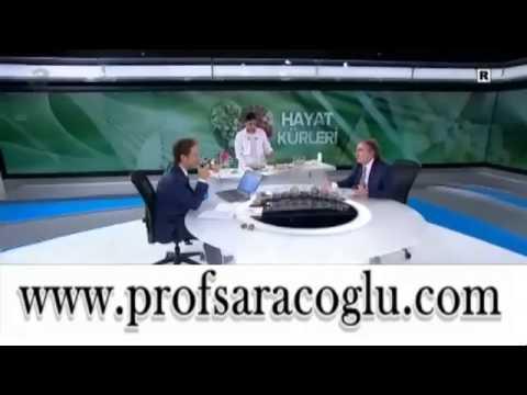 Prof. Dr. İbrahim SARAÇOĞLU Hayat Kürleri Akciğer Kanseri Ve Alkolizme Karşı Kür Önerileri
