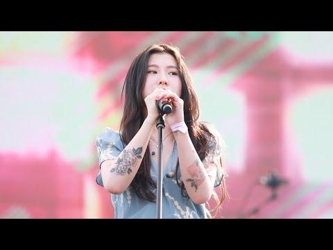 180901 백예린(Yerin Baek) - Square (unreleased) @ 썸데이 페스티벌, 난지한강공원