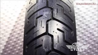Обзор шины Dunlop D401